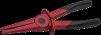Voll-Kunststoff-Flachzange 1000V