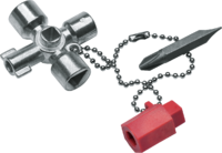 Universal-Schaltschrankschlüssel Mini Elektro