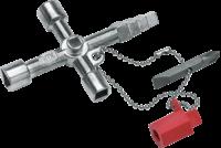 Universal-Schaltschrankschlüssel Bau