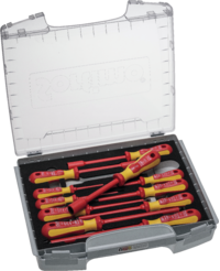 Werkzeugbox Sortimo I-BOXX VDE, 12-tlg.