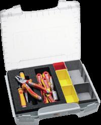 Werkzeugbox Sortimo I-BOXX VDE, 10-tlg.